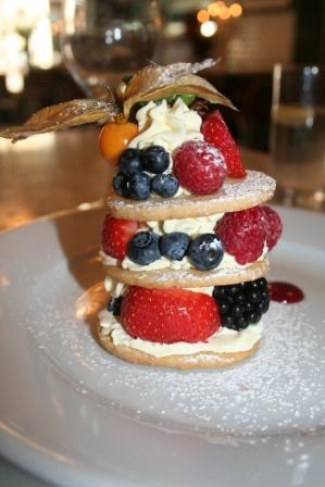 Summer Fruit Shortcake